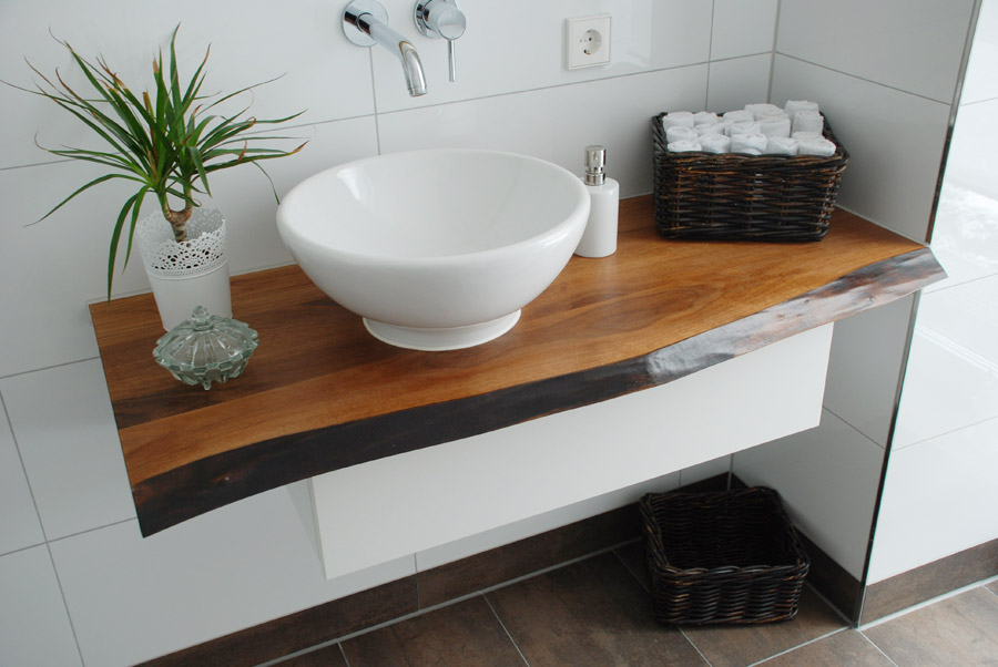 exklusives unikat als badm bel. Black Bedroom Furniture Sets. Home Design Ideas
