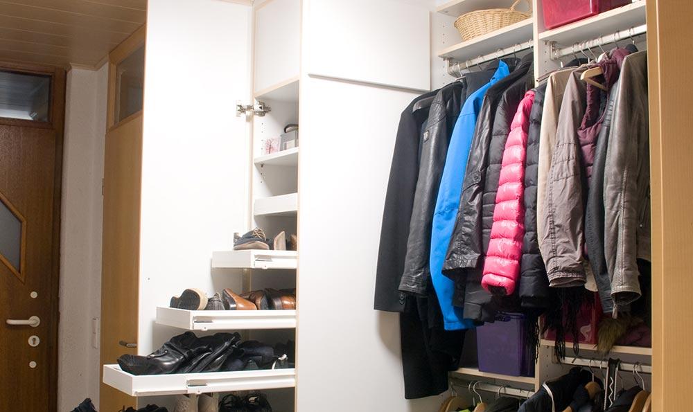 Garderobe for Schuhe garderobe