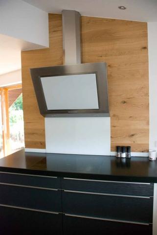Küche mit schräge  Kleine Küche Mit Schräge ~ Home Design Ideen