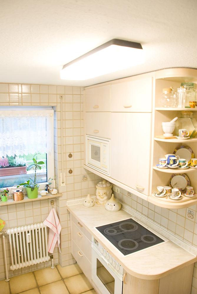 Kompletter Umbau einer Küche