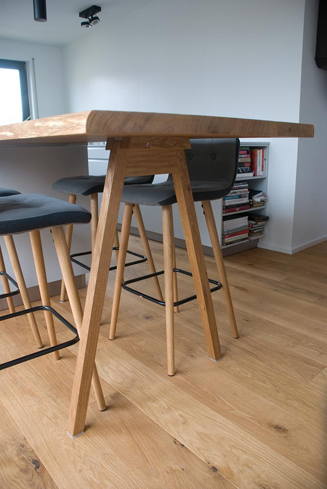 k che unter dachschr ge. Black Bedroom Furniture Sets. Home Design Ideas