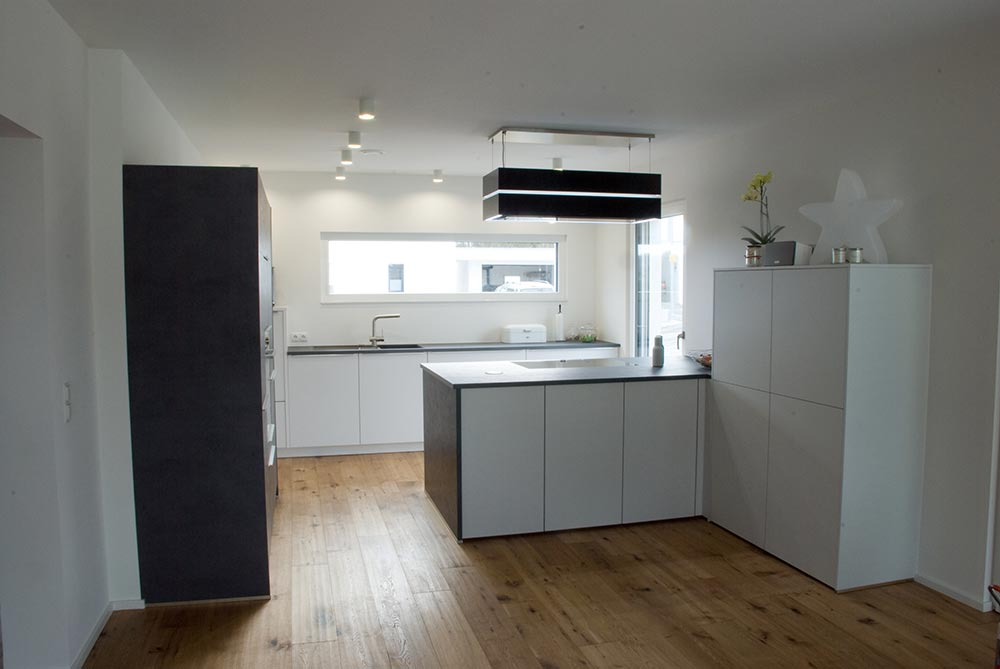beton weiss kuche. Black Bedroom Furniture Sets. Home Design Ideas