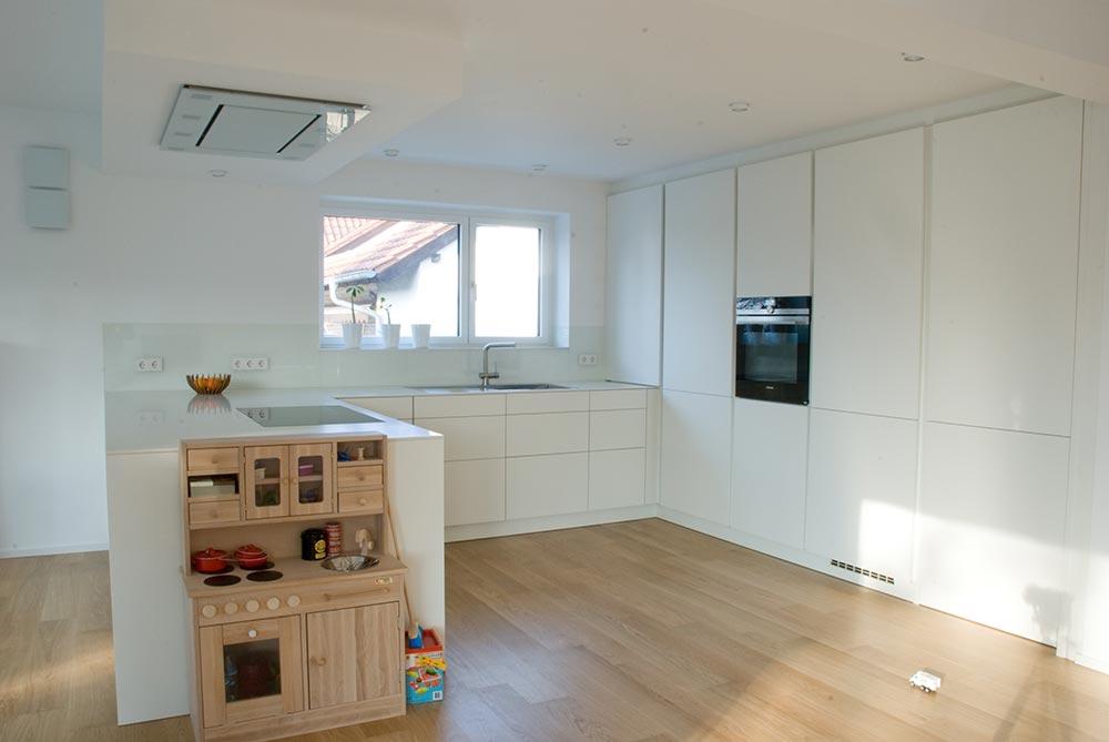Küchen Referenzen Schreinerei Innenausbau Küchen