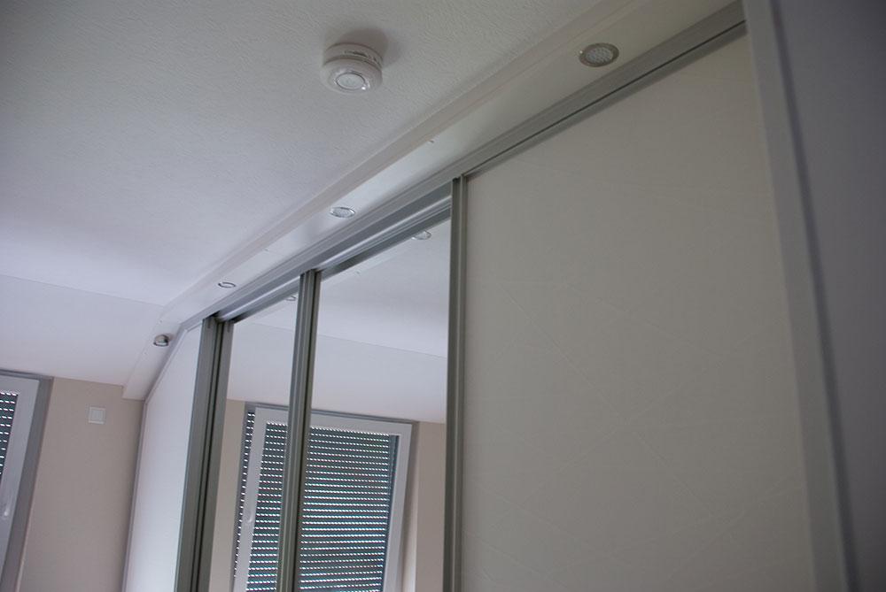 schlafzimmerschrank an schr ge angepasst. Black Bedroom Furniture Sets. Home Design Ideas
